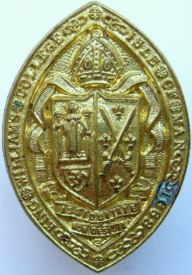 OTC Cap Badge